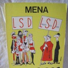 Libros de segunda mano: MENA -ENCHUFADOS Y OPRIMIDOS-. Lote 26675089