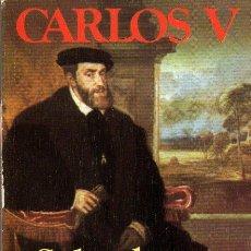 Libros de segunda mano: SALVADOR DE MADARIAGA. CARLOS V. BARCELONA. 1980.. Lote 25032163
