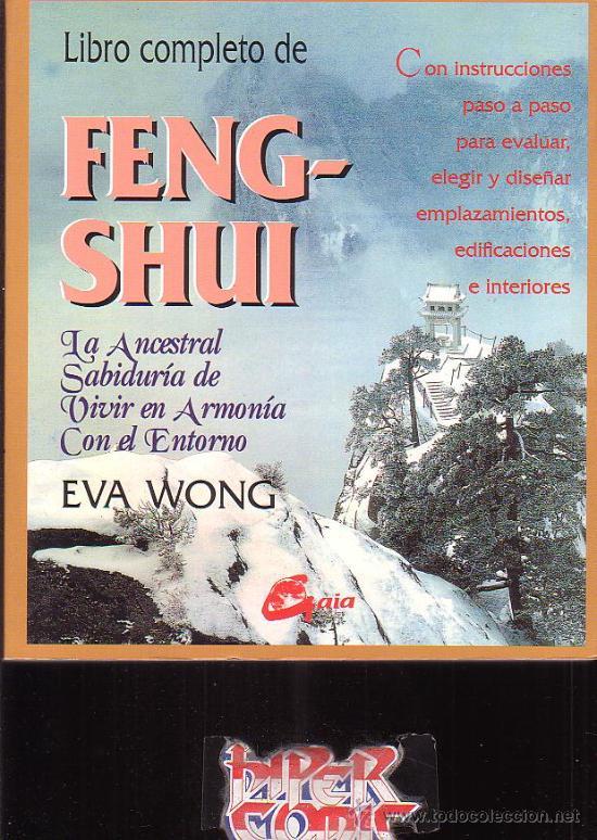 LIBRO COMPLETO DE FENG SHUI - EDITA : GAIA (Libros de Segunda Mano - Ciencias, Manuales y Oficios - Otros)
