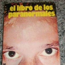 Libros de segunda mano: EL LIBRO DE LOS PARANORMALES, POR JIMMY GUIEU - EDITORIAL ATE - ESPAÑA - 1978. Lote 20991520