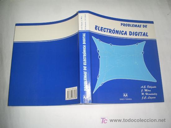 Problemas de electrónica digital uned 1999 rm46 - Vendido