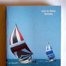 Libros de segunda mano: PATRONES DE EMBARCACIONES DE RECREO - SEGUNDA EDICION CORREGIDA Y AUMENTADA - JOSE DE SIMON QUINTANA. Lote 21056328