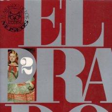 Libros de segunda mano: EL PADRO. EL MUNDO DE LOS MUSEOS. 1967. 31 X 24 CM. 86 PAGINAS.. Lote 21290328