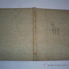 Libros de segunda mano: LA CASA POR DENTRO II LUIS M. FEDUCHI AFRODISIO AGUADO 1949 RM46814. Lote 21554189