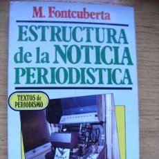 Estructura De La Noticia Periodística Mar Fon Vendido En