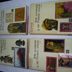 Libros de segunda mano: DICCIONARIO UNIVERSAL DEL ARTE Y DE LOS ARTISTAS 4 TOMOS GUSTAVO GILI 1969 RM41026. Lote 26833085