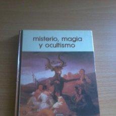 Libros de segunda mano: MISTERIO,MAGIA Y OCULTISMO;CÉSAR BALLESTER,SALVAT 1973;¡NUEVO!. Lote 21557882