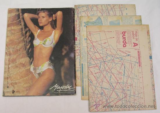 Libros de segunda mano: BURDA MODA - BELLEZA - COCINA - JUNIO DE 1991 - VER DETALLES - Foto 2 - 21590598