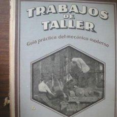 Libros de segunda mano: HIERRO COLADO, ACERO MOLDEADO Y FUNDICIÓN MALEABLE. GILLES, CHR Y KOTHYN, E..1944. LABOR 7. Lote 21634758