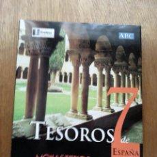 Libros de segunda mano: MONASTERIOS - TESOROS DE ESPAÑA - ESPASA. Lote 27534029