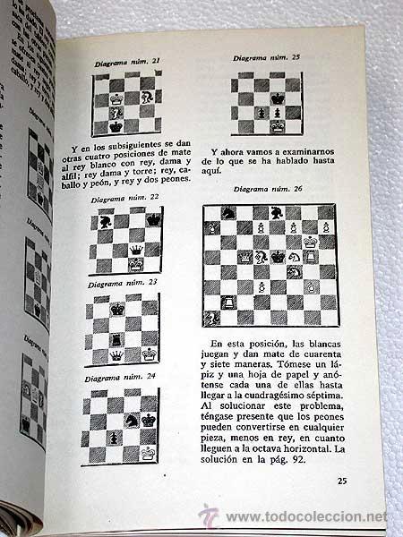 Libros de segunda mano: COLECCIÓN ESCAQUES, 31. V. N. PANOV. (Prólogo de Arturo Pomar) AJEDREZ ELEMENTAL. Martínez Roca. - Foto 2 - 24942287