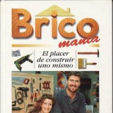 Libros de segunda mano: BRICOMANIA - CIRCULO DE LECTORES 1997. Lote 24099363