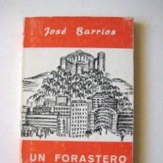 Libros de segunda mano: UN FORASTERO EN MALLORCA. JOSÉ BARRIOS. 1980... ENVIO GRATIS¡¡¡. Lote 22212532
