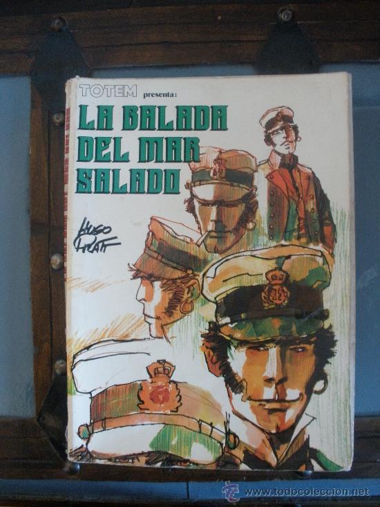 LA BALADA DEL MAR SALADO. AÑO 1978. (Libros de Segunda Mano - Literatura Infantil y Juvenil - Otros)