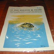 Libros de segunda mano: LA GRAN REVOLUCIÓN DEL PITCAIRN (MARK TWAIN) 1958. Lote 27638866