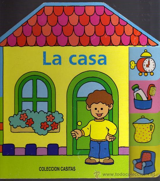 La casa coleccion casitas ediciones salda a comprar for Casitas infantiles segunda mano