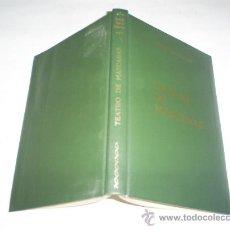 Libros de segunda mano: TEATRO DE MÁSCARAS RAMÓN OTERO PEDRAYO 1975 GALICIA RM47454. Lote 26942781