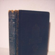 Libros de segunda mano: LA VIDA DE LAZARILLO DE TORMES (EDIT. AGUILAR-1956) COLECCION CRISOLINº 10. Lote 26653730
