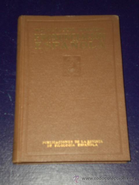 Libros de segunda mano: MANUAL DE PRONUNCIACIÓN ESPAÑOLA. - Foto 2 - 26266753