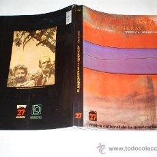 Libros de segunda mano: EL MAQUINISTA DE LA GENERACIÓN. REVISTA DE CULTURA. NÚMEROS 3 Y 4 RM47903. Lote 23284191