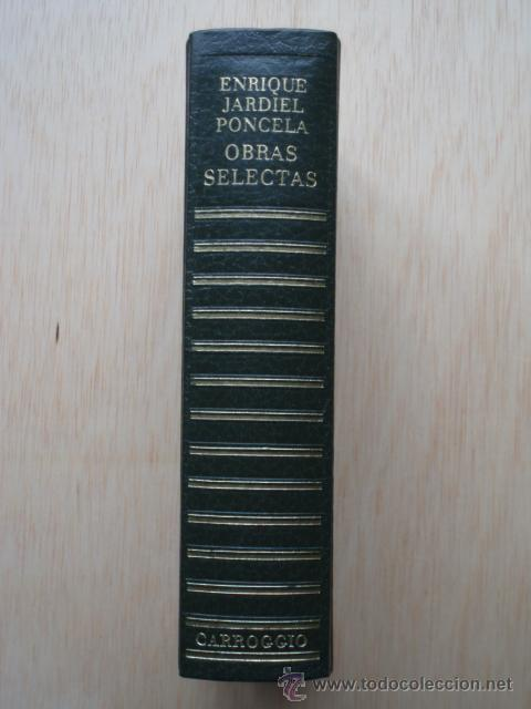 OBRAS SELECTAS DE ENRIQUE JARDIEL PONCELA (Libros de Segunda Mano (posteriores a 1936) - Literatura - Otros)