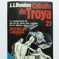 Libros de segunda mano: CABALLO DE TROYA 2 - J. J. BENITEZ - EDITORIAL PLANETA. Lote 23442836