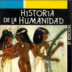 Libros de segunda mano: BIBLIOTECA DE LA CULTURA - HISTORIA DE LA HUMANIDAD. Lote 23457449