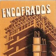 Libros de segunda mano: ENCOFRADOS (MONOGRAFÍAS CEAC SOBRE CONSTRUCCIÓN Y ARQUITECTURA). Lote 23486338