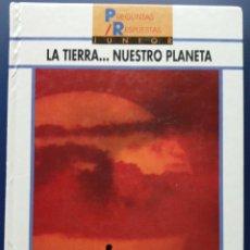 Libros de segunda mano: LA TIERRA... NUESTRO PLANETA - PREGUNTAS / RESPUESTAS JUNIOR - PIERRE AVEROUS - EDELVIVES. Lote 23530244