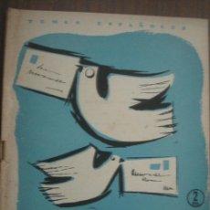 Libros de segunda mano: EL CORREO. FORNET DE ASENSI, EMILIO. 1957. TEMAS ESPAÑOLES 302. Lote 23684307