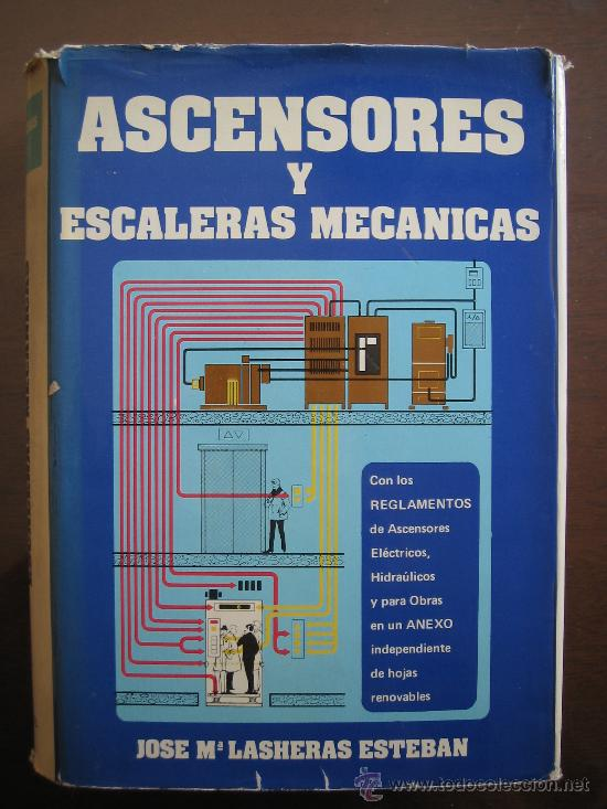 Ascensores y escaleras mec nicas jos m lash vendido for Ascensores para escaleras