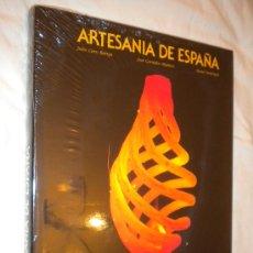 Libros de segunda mano: ARTESANÍA EN ESPAÑA / MANEL ARMENGOL; JOSÉ CORREDOR-MATHEOS; JULIO CARO BAROJA. Lote 24333367