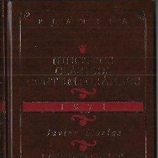 Libros de segunda mano: JAVIER MARÍAS / LOS DOMINIOS DEL LOBO. ED. PLANETA. A ESTRENAR. * PRIMERA NOVELA DE JAVIER MARÍAS *. Lote 23721375