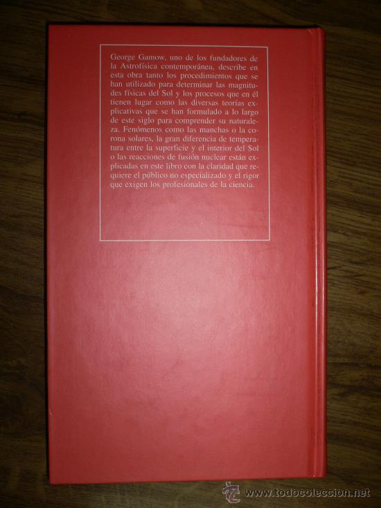 Libros de segunda mano: UNA ESTRELLA LLAMADA SOL - GEORGE GAMOW - Foto 2 - 27225840