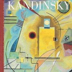 Libros de segunda mano: KANDINSKY BIBLIOTECA EL MUNDO COLECCIÓN LOS GRANDES GENIOS DEL ARTE CONTEMPORÁNEO SIGLO XX. Lote 122119280