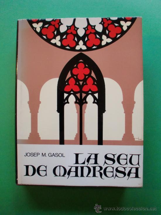 LA SEU DE MANRESA (Libros de Segunda Mano - Bellas artes, ocio y coleccionismo - Otros)