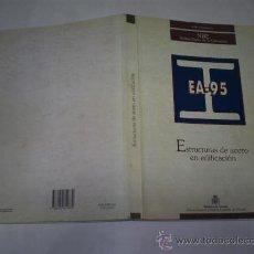 Libros de segunda mano: ESTRUCTURAS DE ACERO EN EDIFICACIÓN RM48952. Lote 24452054