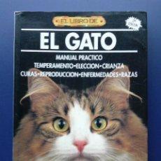 Libros de segunda mano: EL LIBRO DE EL GATO - VITTORIO MENASSE - EDICIONES DEL DRAC. Lote 26111214
