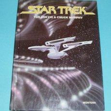 Libros de segunda mano: LIBRO DESPLEGABLE. STAR TREK. TOR LOKVIG & CHUCK MURPHY. Lote 27107489