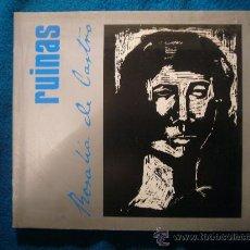 Libros de segunda mano: ROSALIA DE CASTRO: - RUINAS - (1986) (EDICION ILUSTRADA). Lote 26471258