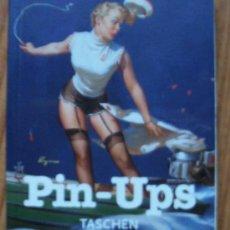 Libros de segunda mano: PEQUEÑO LIBRO PIN-UPS - TASCHEN. Lote 27372958