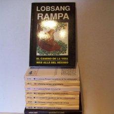 Libros de segunda mano: LOBSANG RAMPA ( 17 TÍTULOS) ¡¡ VER !!. Lote 27418072