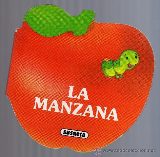 LA MANZANA - EDICIONES SUSAETA. (Libros de Segunda Mano - Literatura Infantil y Juvenil - Otros)
