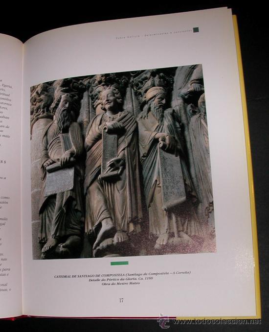 Libros de segunda mano: Imaxes da Arte en Galicia.Fundacion Pedro Barrie de la Maza.1991. Catalogacion Museo Pontevedra - Foto 2 - 27526637