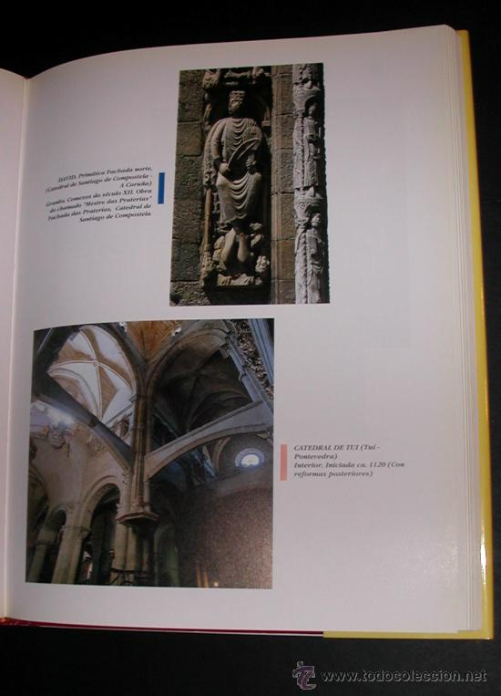 Libros de segunda mano: Imaxes da Arte en Galicia.Fundacion Pedro Barrie de la Maza.1991. Catalogacion Museo Pontevedra - Foto 5 - 27526637