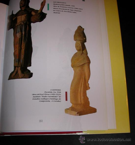 Libros de segunda mano: Imaxes da Arte en Galicia.Fundacion Pedro Barrie de la Maza.1991. Catalogacion Museo Pontevedra - Foto 9 - 27526637