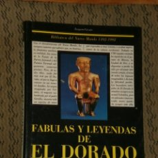 Libros de segunda mano: FÁBULAS Y LEYENDAS DE EL DORADO.. Lote 24691661
