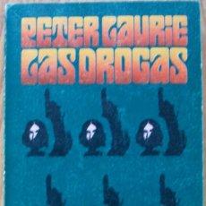 Libros de segunda mano: LAS DROGAS - PETER LAURIE. Lote 26301700