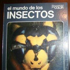 Libros de segunda mano - EL MUNDO DE LOS INSECTOS - DOCUMENTAL EN COLOR - ED. TEIDE - INST. GEOGRÁFICO DE AGOSTINI - 1973 - 27637143