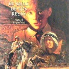Libros de segunda mano: LIBRO EL VALLE DE LOS REYES AVENTURAS DEL JOVEN INDIANA JONES ARQUEOLOGÍA AVENTURA EGIPTO TIMUN MAS. Lote 27144774